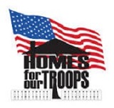 Homes for Our Troops - Support Our Veterans