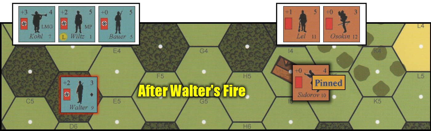 Combat Leader - How To: After Walter's Fire