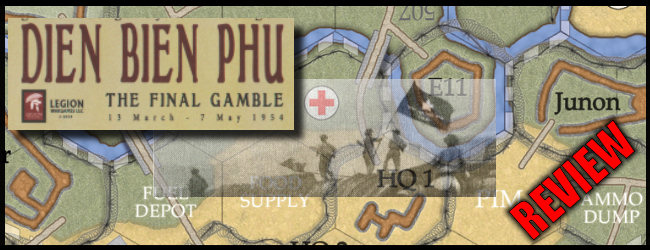 Dien Bien Phu: The Final Gamble Board Game - title image