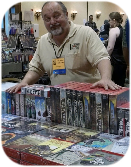 Alan Emrich Interview - The Publisher
