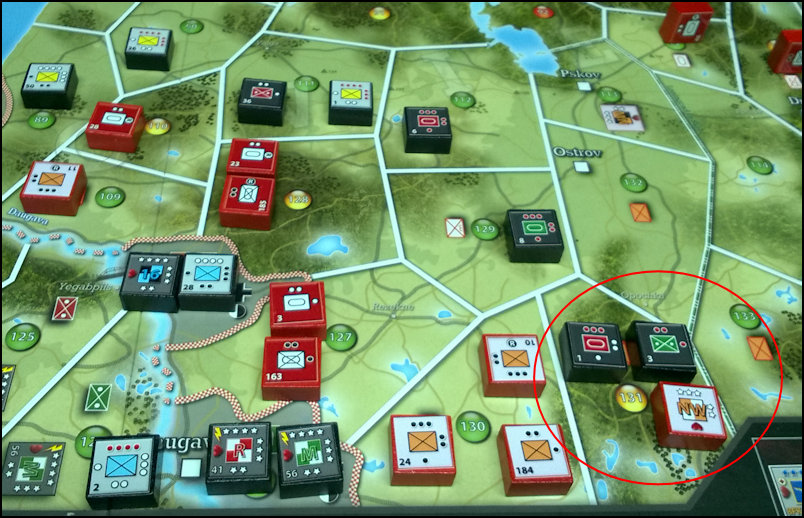Leningrad '41 - Possible German Counter-Counterattack!