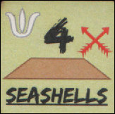Mound Builders Board Game - Seashells Chiefdom