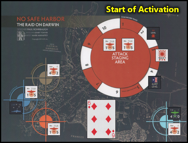 No Safe Harbor - Activation Example - At start