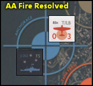 No Safe Harbor - Results of Allied AA attack