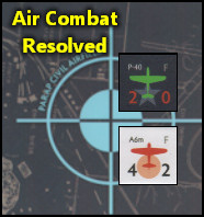 No Safe Harbor: Air combat results