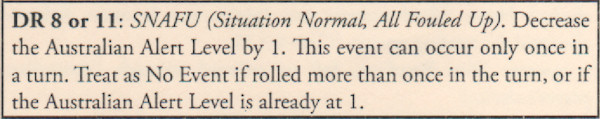No Safe Harbor - Random Events