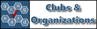 List of Gaming Clubs and Organizations
